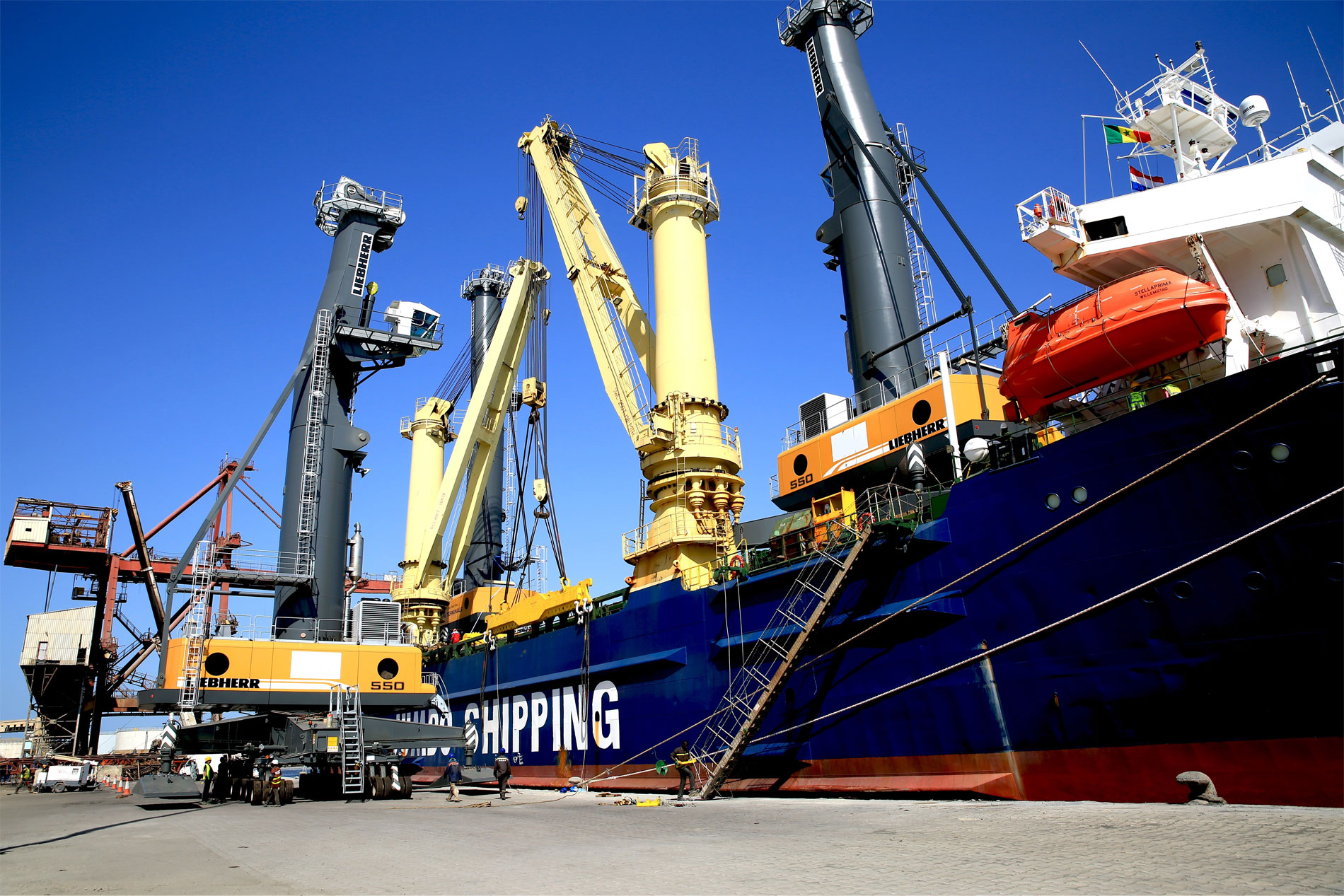 Service freight_forwarding
