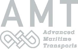logo AMT grey