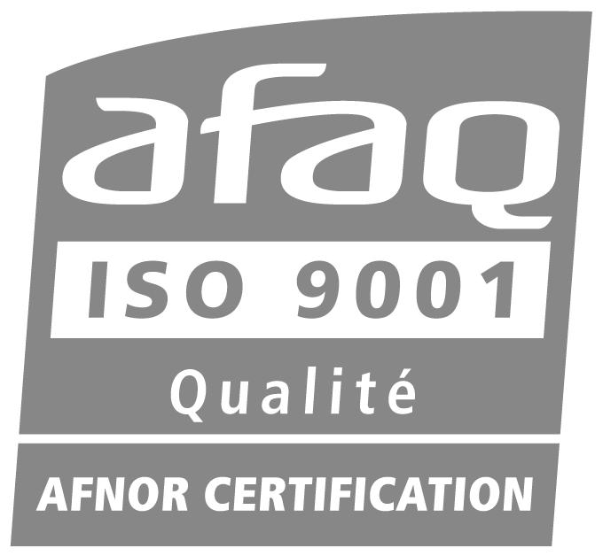 Logo AFAQ 9001