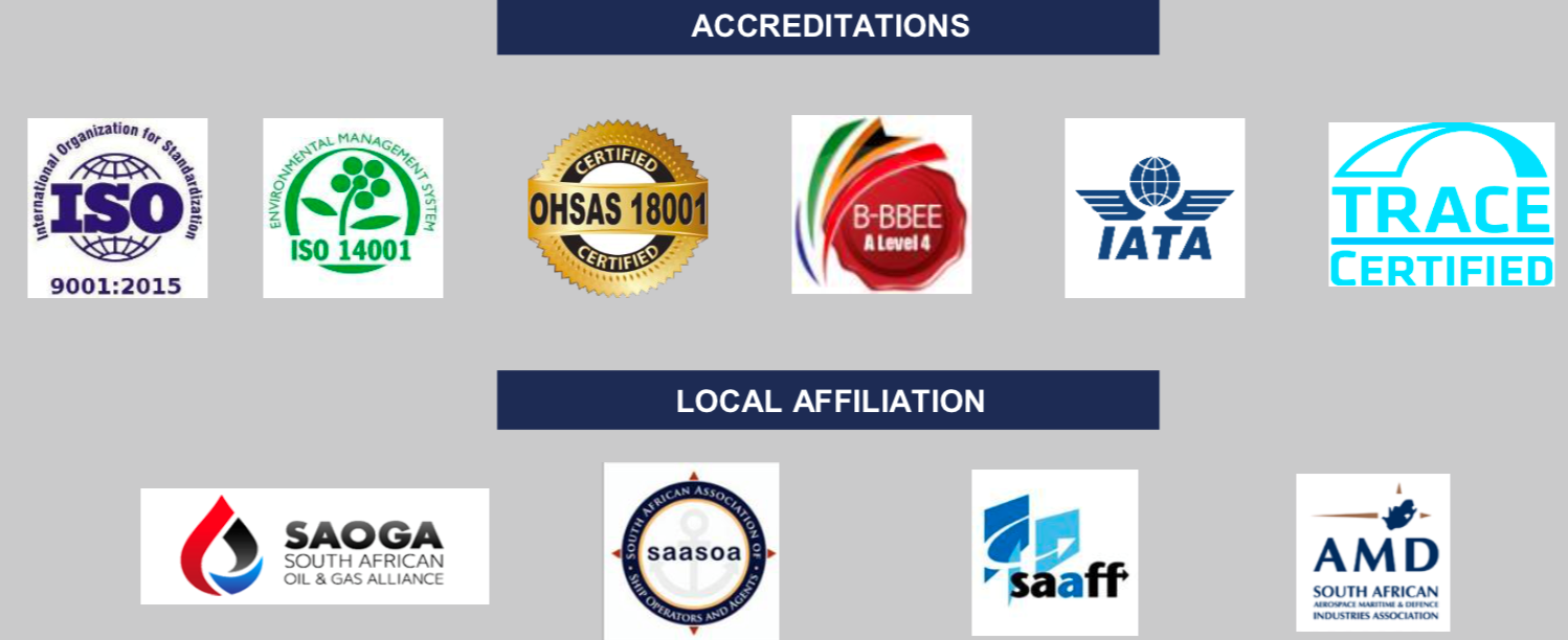accreditation south africa AMT
