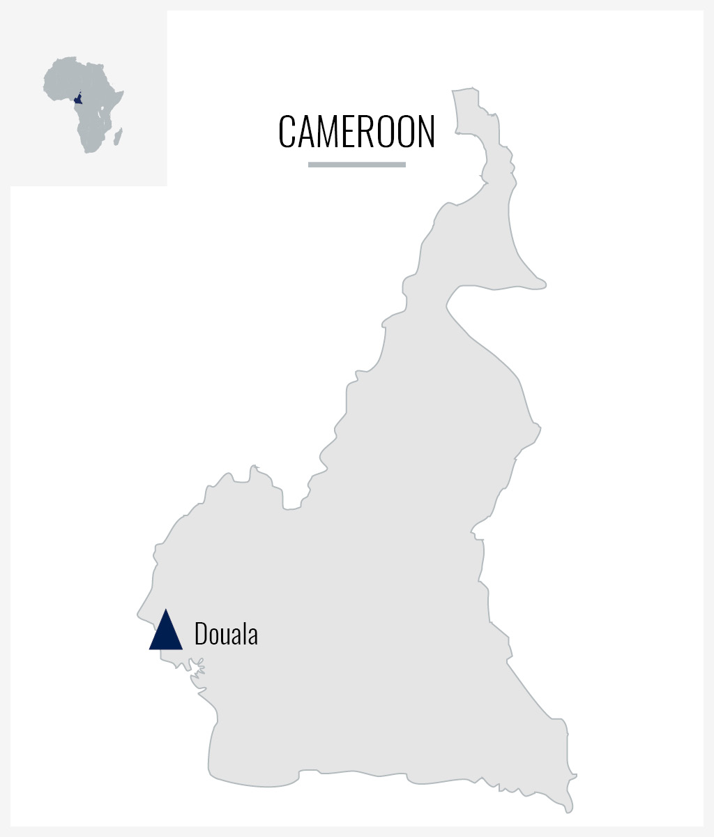 AMT site Cameroon